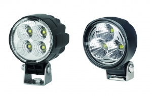 Hella LED worklight with compact design and high light output