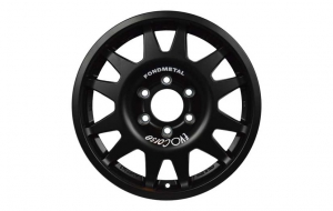 "EVO Corse launches DakarCorse 17"" alloy wheel for extreme off-road"