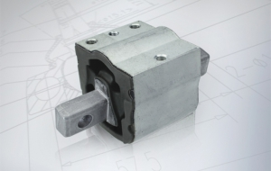 750th MEYLE-HD part: Wulf Gaertner Autoparts introduces new transmission mount for Mercedes-Benz
