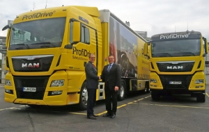 MAN and Goodyear expand driver training cooperation