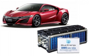 Honda's new NSX hybrid super car draws on Yuasa power