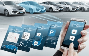 Virtual Key Service for Car-Sharing Companies: D'Ieteren and Continental Form Joint Venture