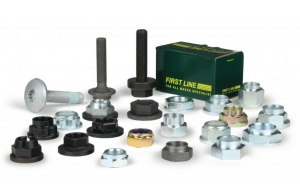 New hub nut range from First Line