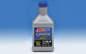 Amsoil Reformulates European Car Formula