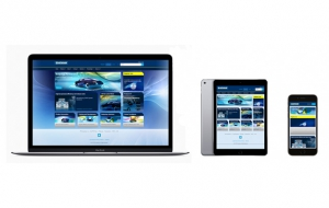 New fully responsive NEXA AUTOCOLOR website