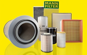 Service-friendly and reliable – Filters from MANN-FILTER for the commercial vehicle sector