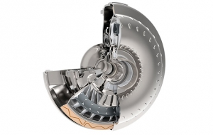 Schaeffler torque converter technology for automatic transmissions