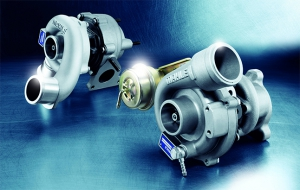 Mahle turbochargers update