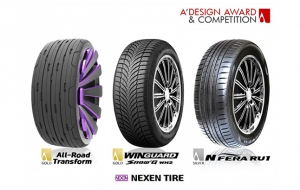 Nexen scores hat-trick of A' Design awards