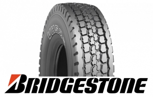 Bridgestone VHS2 – 10% longer tread life and higher wear resistance