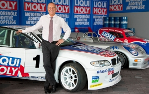 The best brand of oil in Germany is LIQUI MOLY