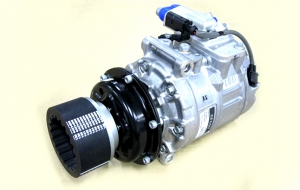 DENSO adds A/C Compressor coupling kit