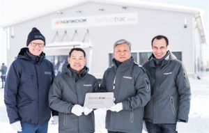 Hankook opens test center for winter tires in Finland