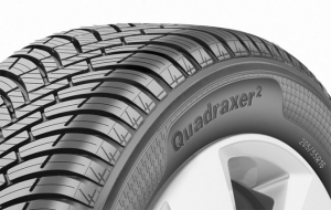 Quadraxer 2 – Kleber refreshes all-season tyre portfolio