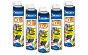 Michelin launch easy-to-use tyre sealent