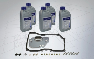 Three more MEYLE oil change kits for automatic transmissions