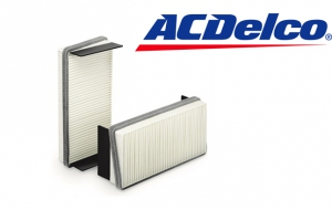 ACDelco adds to cabin air filter line