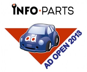 Info-Parts - official media-partner of the exhibition AD OPEN 2013