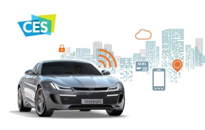 Visteon's next-generation vehicle infotainment platform