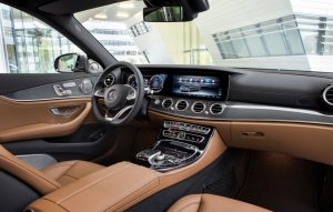 Wireless Connectivity for E-Class Drivers